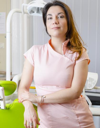 Csepiga Roxána - Dental hiegenikus
