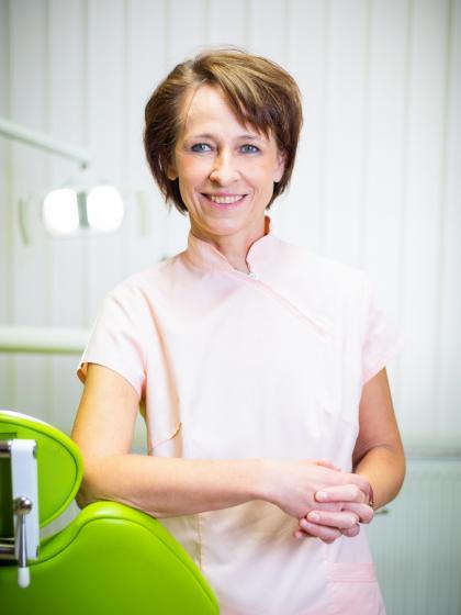 Dr. Turopoli Katalin - Fog-és Szájbetegségek szakorovosa