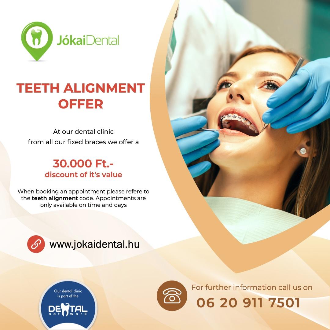 Jókai Dental fogorvos Budapesten