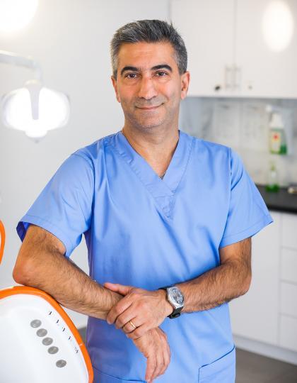 Dr. Mohri Bamdad - Dentist