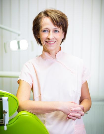 Dr. Turopoli Katalin - Dentist