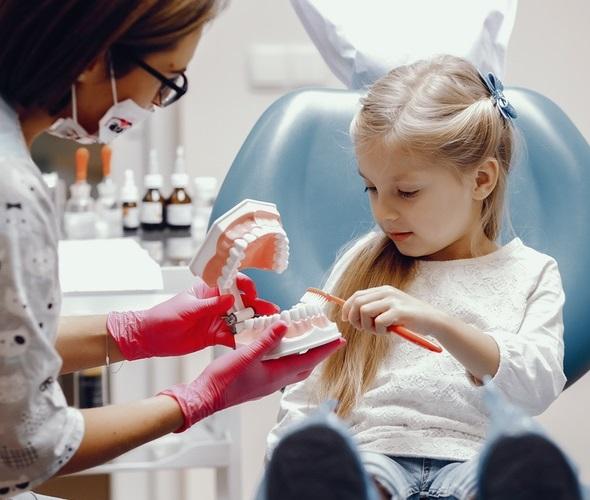 Jókai Dental gyerekfogászat